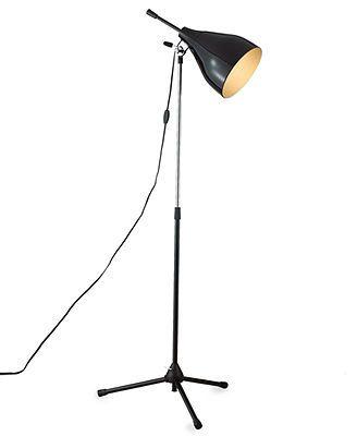 adesso floor lamp cinema - Adesso Floor Lamp