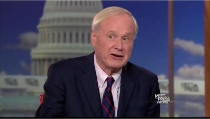 Matthews Admits the Media Is 'Killing' Trump, 'Gale Force Winds Against Him'