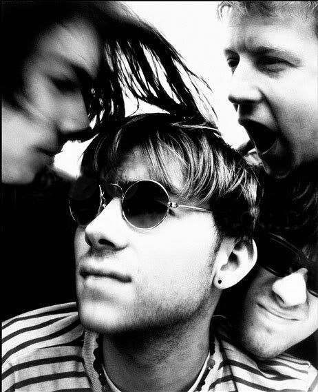 Blur. One of their least commercially successful albums 'The Great Escape' also spurned two of their fastest selling singles in 1998 - 'The Universal' and 'Country House' (which Albarn hates)