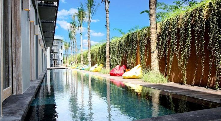12 HOTEL MURAH YANG UNIK DAN SERU DI BALI DI BAWAH RP490 RIBU!