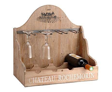 Las 25 mejores ideas sobre soportes para botellas de vino - Muebles para poner botellas de vino ...