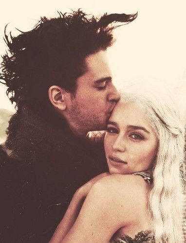 Game of Thrones images Daenerys Targaryen & Jon Snow wallpaper and…