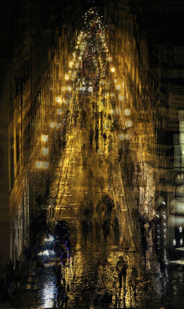 Cityscape Superimpositions by Alessio Trerotoli-2