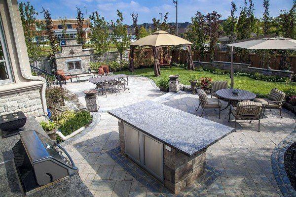 Top 60 Best Outdoor Kitchen Ideas Chef Inspired Backyard Designs Outdoor Decor Outdoor Cooking Area Diy Outdoor Kitchen Modern Outdoor Kitchen