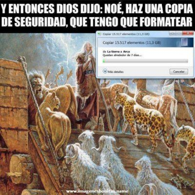 Imagenes Chistosas Para Facebook: Backup