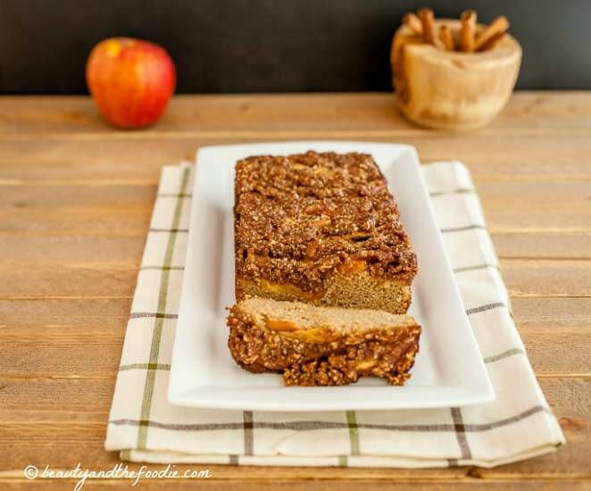 Apple Cake Keto Recipe: Check Out French Apple Pie Bread. It's So Easy To Make