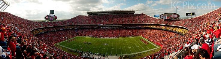 Loudest Stadium in the World--Arrowhead!