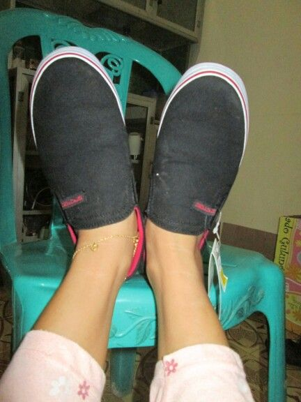 Casual shoes for me, i like it