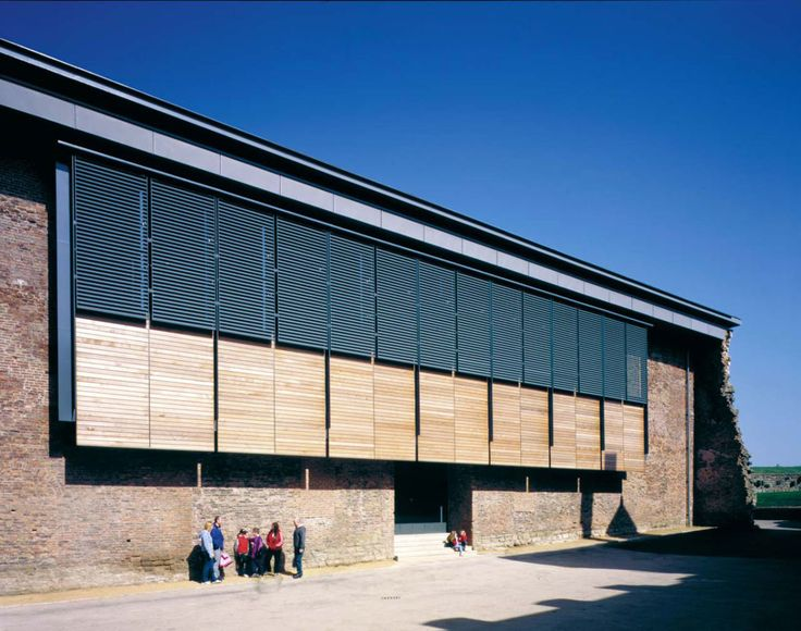 Stanton Williams · Whitby Abbey Visitor Centre