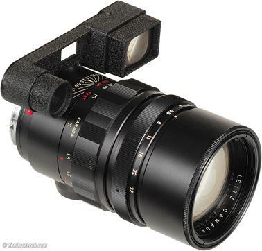 Leica 135/2.8 Elmarit M camera lens? Ga naar Cameraland.nl!
