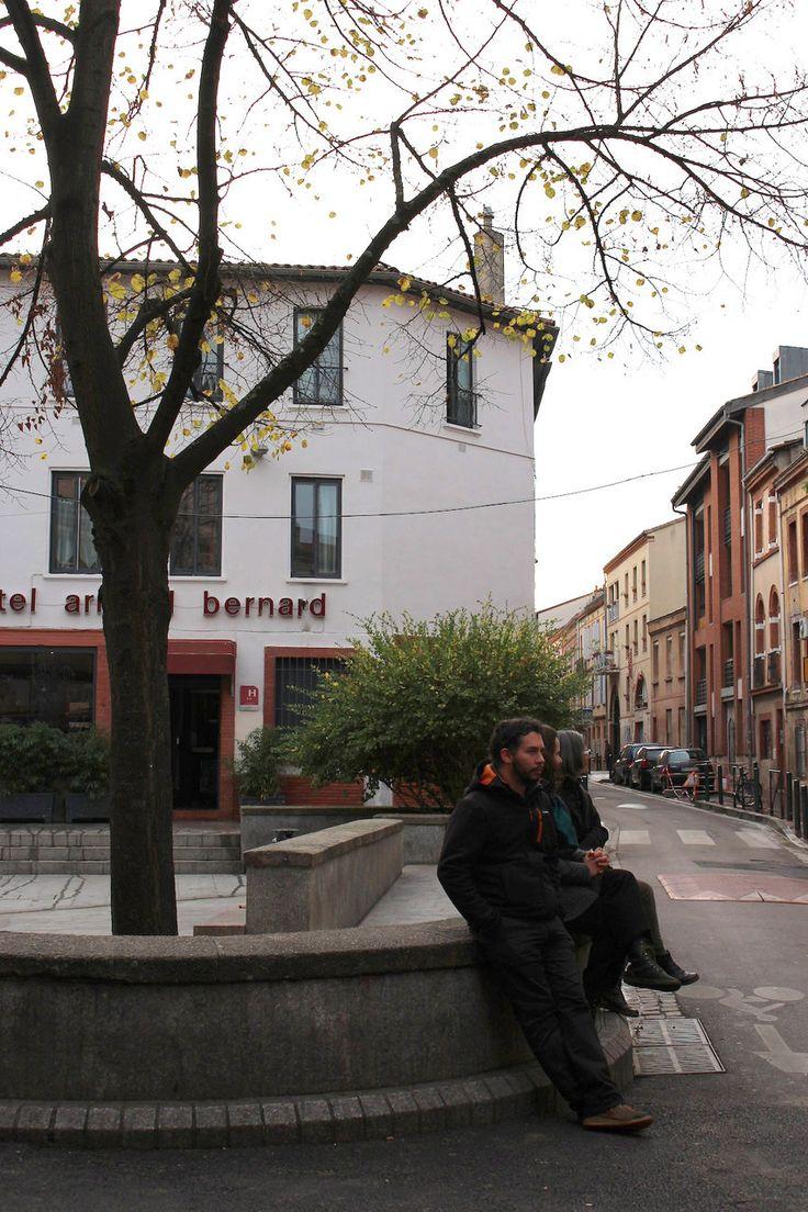 We-traders - Parcours#2 - Place Arnaud Bernard