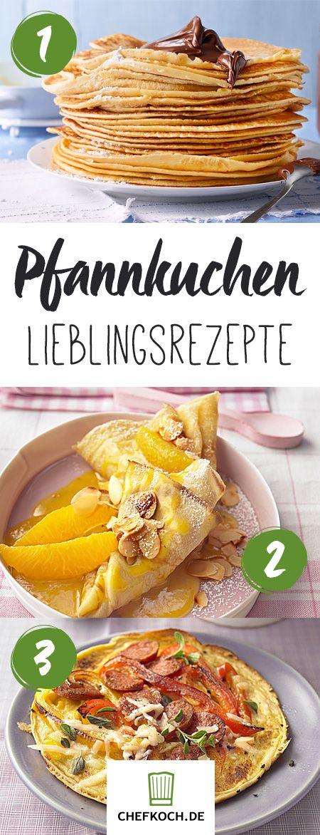 Pfannkuchen, Crêpe und Co – herrliche Ideen & Gelingtipps