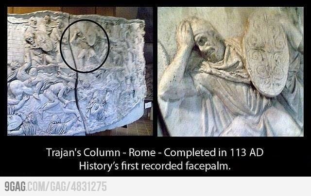 The very first facepalmMemes, Real Life, Records Facepalm, Funny Pics, Funny Humor, Funny Pictures, Funny Stuff, Funny Photos, Art History