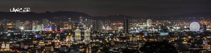 https://flic.kr/p/Dcn8iK | Panorámica Nocturna Ciudad De Puebla
