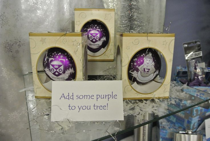 Something purple for your tree!
