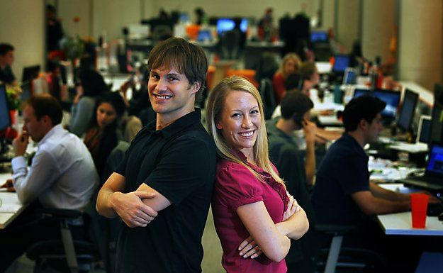 Eventbrite Founders Talk About How Startups Can Build a Culture and Also Make Their Luck - TheTechPanda.com