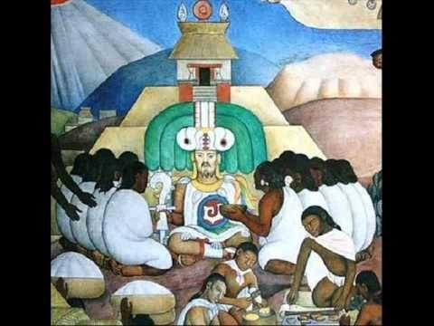 la leyenda de quetzalcoatl