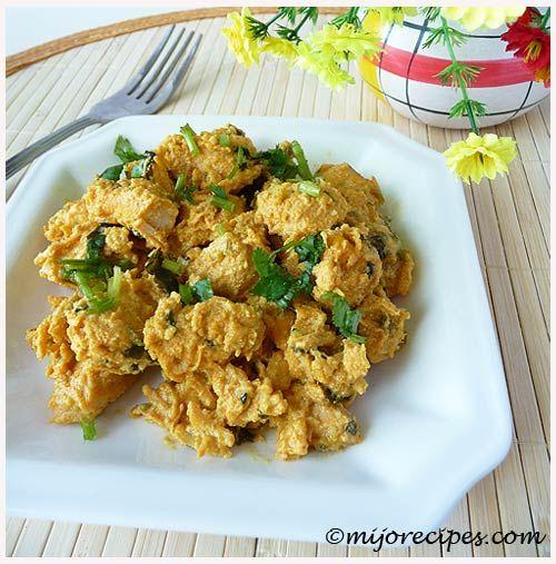 Easy Lemon Yogurt Chicken (Mauritian-Indian recipe)