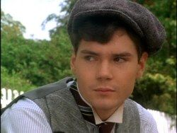 I'm pretty sure this is the only guy I've had a crush on for my ENTIRE life. :) Gilbert Blithe, if only you existed.