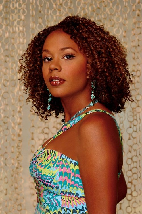Rachel True As Mona Thorne From The Television Sitcom Half