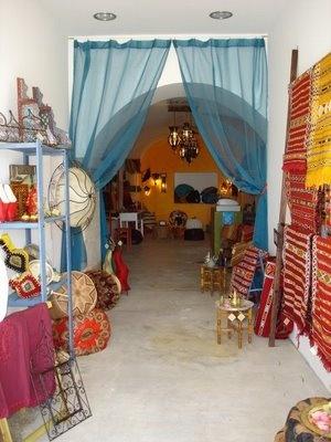 Tenda Marroquina em Alfama