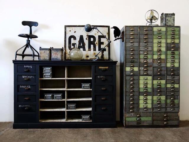 Bauhaus, retro, industrieel, brocante en vintage bij Vivre Interieur Authentique