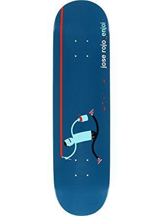 "Enjoi Skateboards Jose Rojo Enjoi x Jim Houser Skateboard Deck - 8"" x 31.7"" ❤ Enjoi Skateboards"