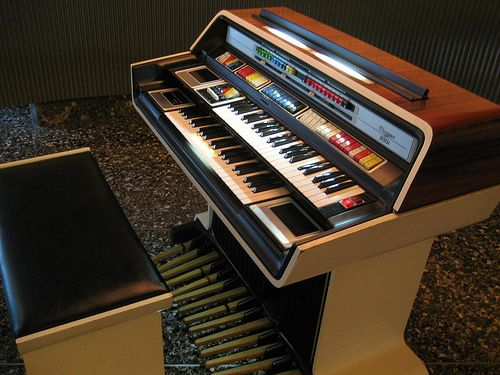 Overview of the Organ by DandyDanny, via Flickr