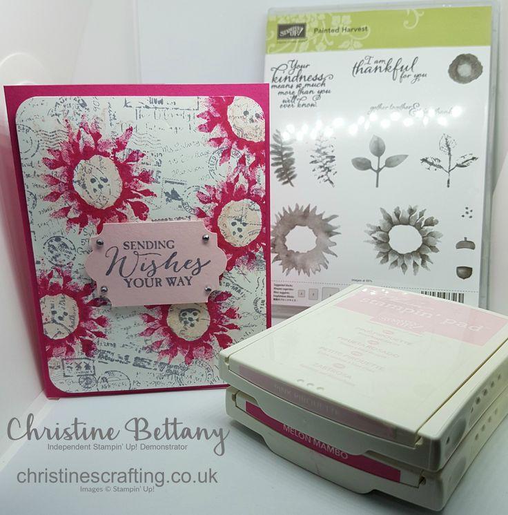 September Birthday Blog Hop – Christine's Crafting by Christine Bettany