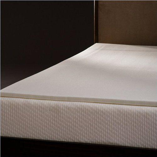 Comfort Magic Ultra Soft 1 Inch Memory Foam Mattress