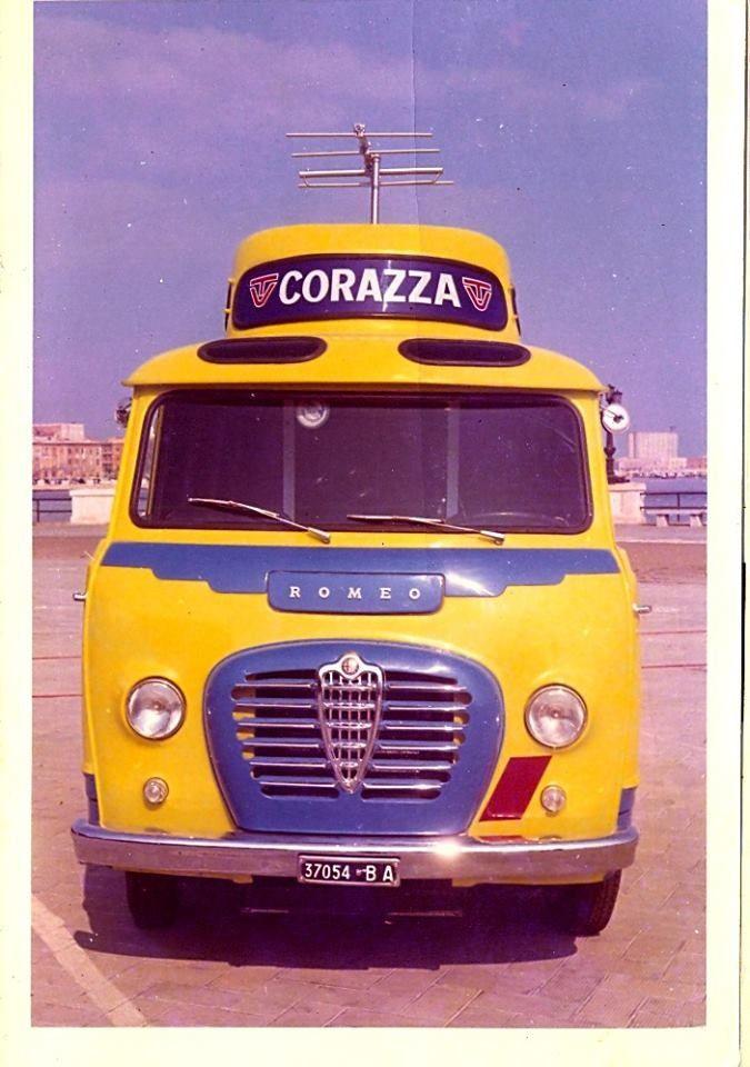 Alfa Romeo F12 Corazza