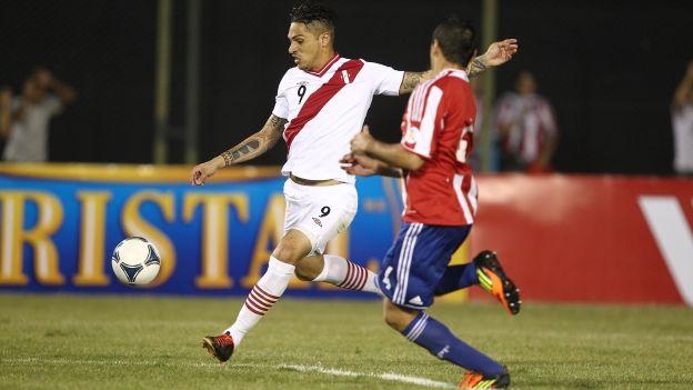 Paraguay vs. Perú en vivo desde Luque por amistoso internacional #Depor