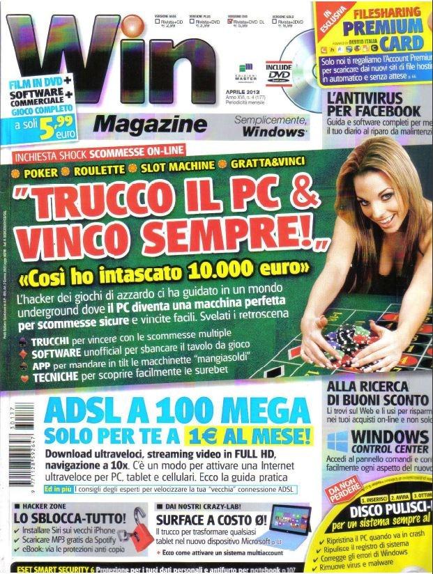 Win Magazine Italia - Aprile 2013 Italian | PDF | 132 pages | 61,08 Mb