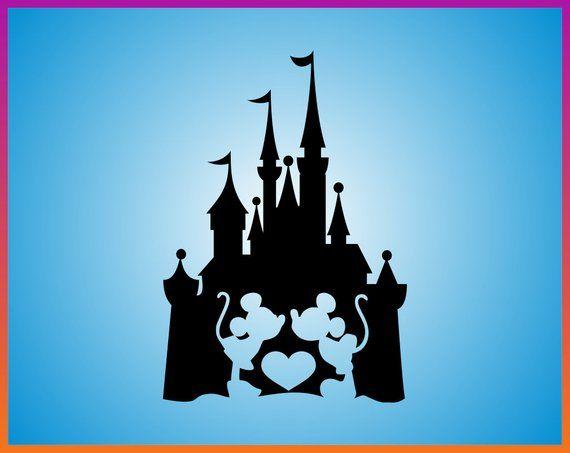Disney Castle Svg Disney Svg Disney Shirt Svg Mickey Mouse
