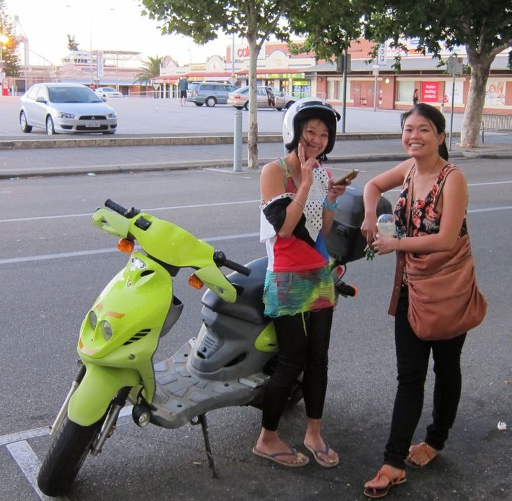 fighting for sanity in your city - sort of - A Beautiful City - Shopping on bikes#1