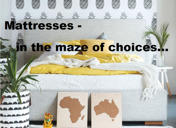 Buying the right mattress is not an easy task, check out our tips!