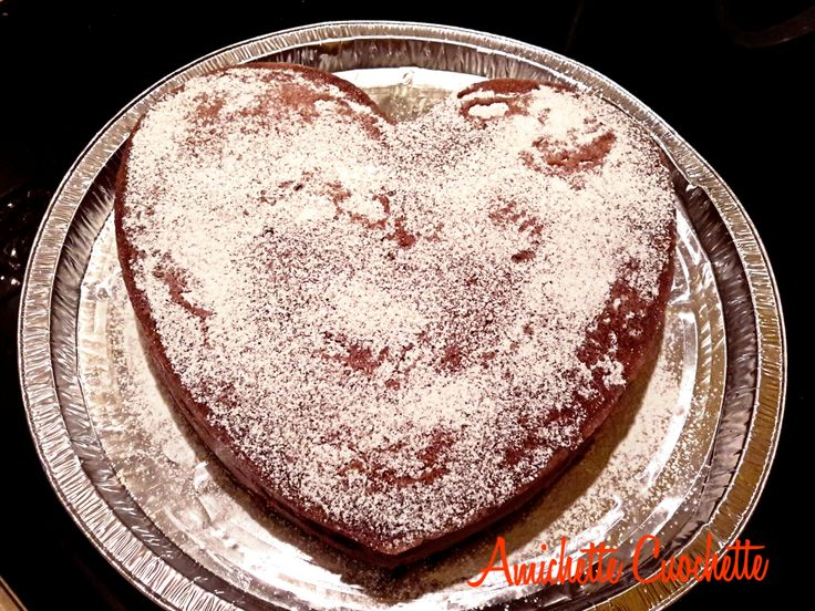 Torta al cioccolato pronta in 10 minuti (cottura compresa)