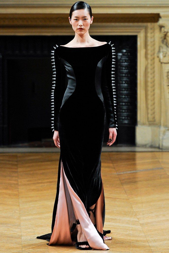 Alexis Mabille - Fall 2011 Couture