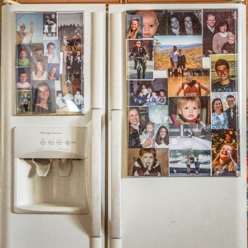 magnetic photo collage frames for fridgemag the ultimate magnethttp