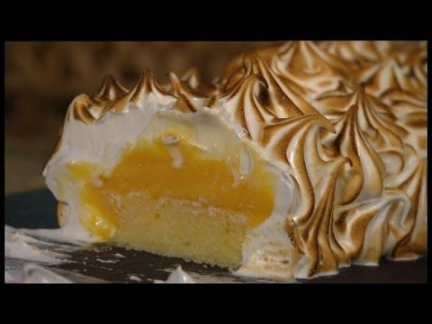 Fast Ed's lemon meringue pie with a twist - YouTube