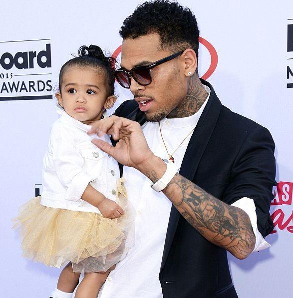 Image result for Chris Brown children
