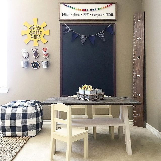 Happy Saturday! So I wanted to show my new sign from @ferns.and.ivy! It is so perfect for my kids playroom! Sharing for #styledsaturdaysigns #saturdaysignlove! Sign up for LIKEtoKNOW.it and like this photo to receive an email with all of the product info! http://liketk.it/2puh6 @liketoknow.it #liketkit