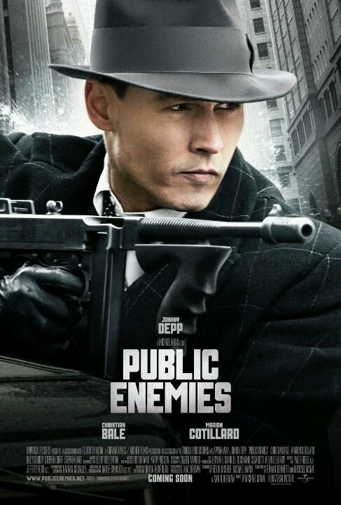 2009 - Enemigos públicos (Public Enemies) - Michael Mann