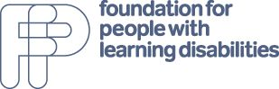 Foundation for People with Learning Disabilities Logo