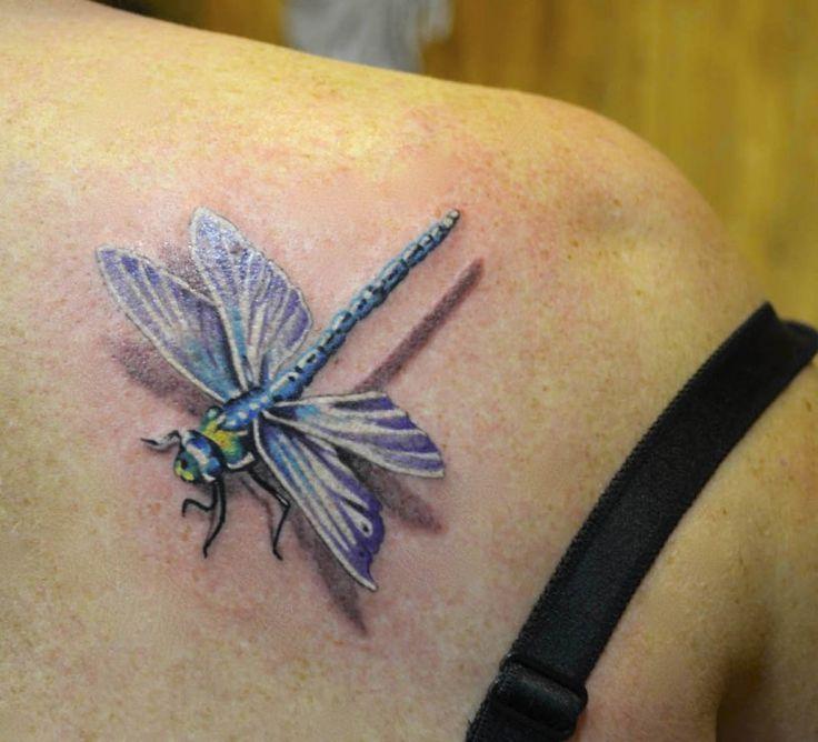 """Képtalálat a következőre: """"szitakötő tetoválás"""""""