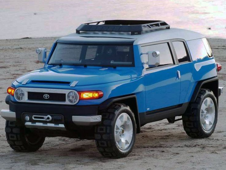 fj cruiser | 2015 Toyota FJ Cruiser Concept, Date Uploaded: Thursday, March 06 ...
