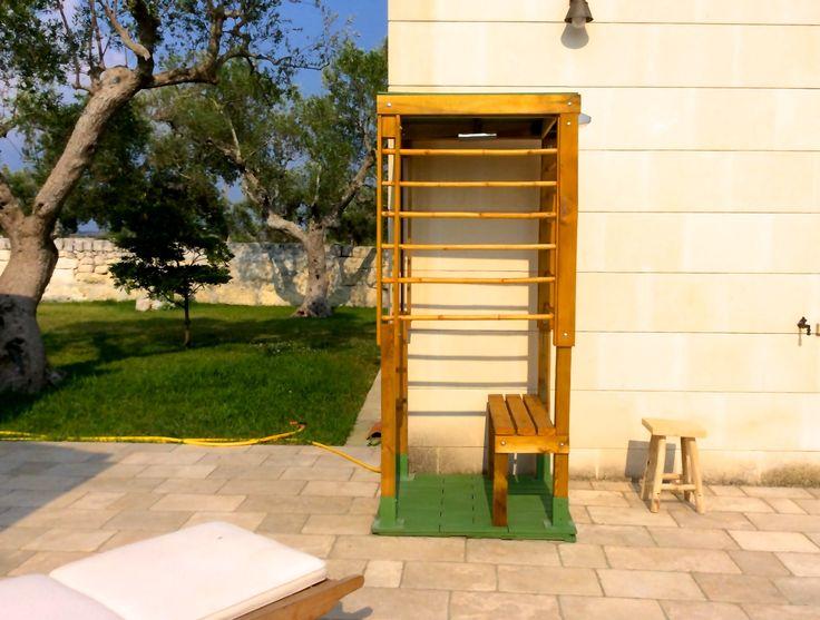 Oltre 25 fantastiche idee su doccia da giardino su - Doccia da giardino solare ...