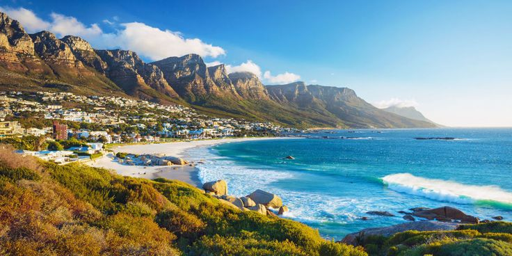 Best Smaller City Escape  Often called South Africa's prettiest city,Cape Townis a port city on the country's southwestern coast that sits in the shadow of gorgeous Table Mountain. While there, you can visitRobben Island, the prison where Nelson Mandela was held, and within a few hours' drive is the scenic Stellenbosch wine region with award-winning scenic wineries.