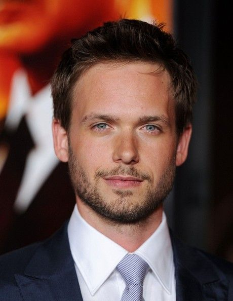 "Patrick J. Adams, ""Mike Ross, USA's Suits"