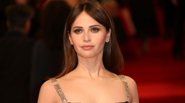 Felicity Jones Will Replace Natalie Portman to Play Young Ruth Bader Ginsburg in Biopic